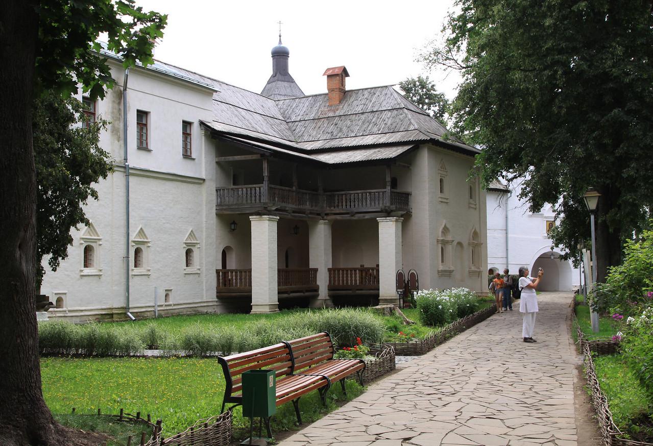 Suzdal - Saviour Monastery of St Euthymius, Monks Quarters.