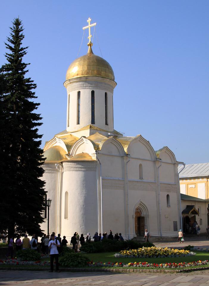 Trinity Monastery of St Sergius, Sergiev Posad - Trinity Cathedral.