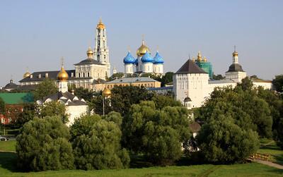 Trinity Monastery of St Sergius, Sergiev Posad.