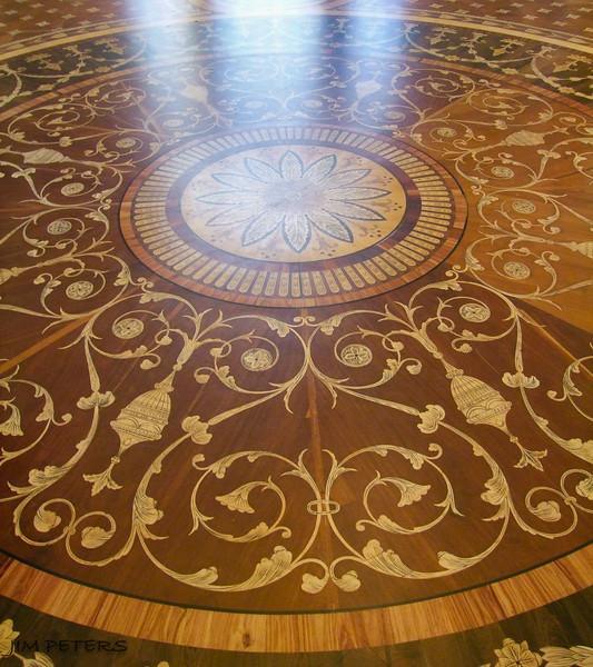 Inlaid Wood Floors