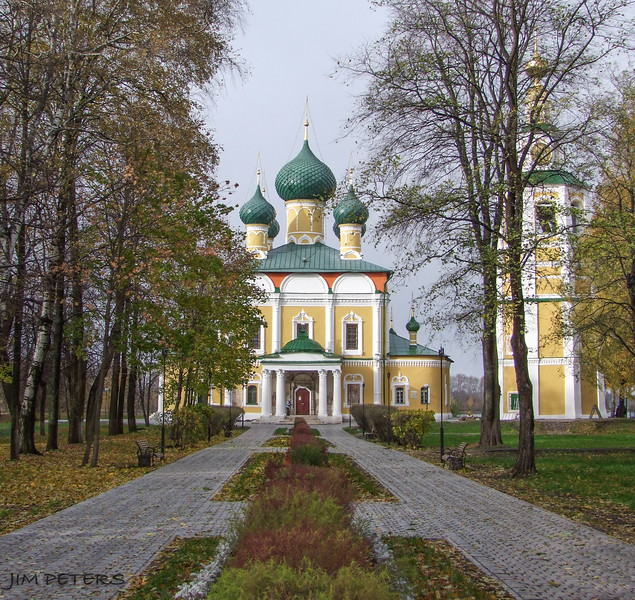Cathedral of Our Savior's Transfiguration in Uglich
