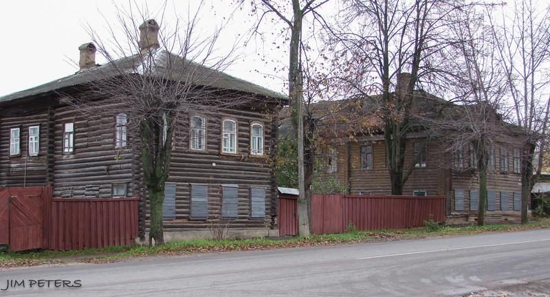 Log Buildings