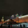 Fireworks over the Kremlin - in preparation for New Year's Eve, I'd guess.  This was shot on December 29th.