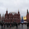 Just outside of Red Square.