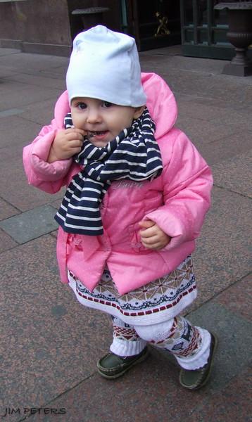 A Russian Child