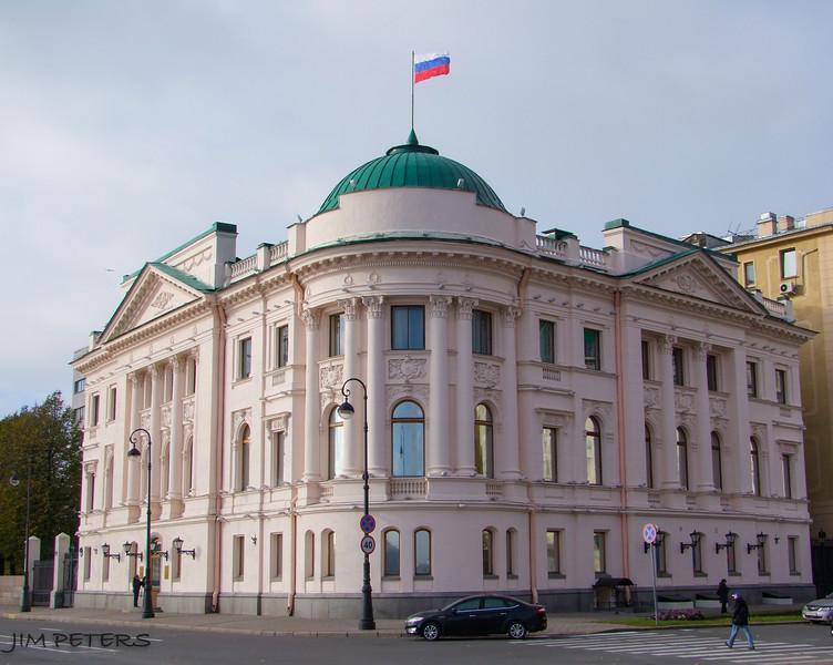 A nice St. Petersburg Building