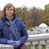 Jan at the Peterhof
