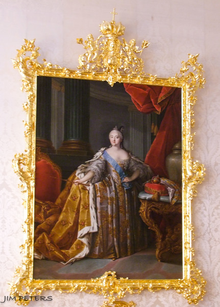 Catherine the Great - Czar in mid - late 1700's.  A German Princess who married Czar Peter and succeeded him.