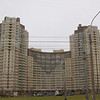 Russian Apartments.  Thousands build quickly after WWII  because Nazi destroyed millions of Russian homes.