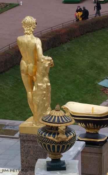 Art at the Peterhof