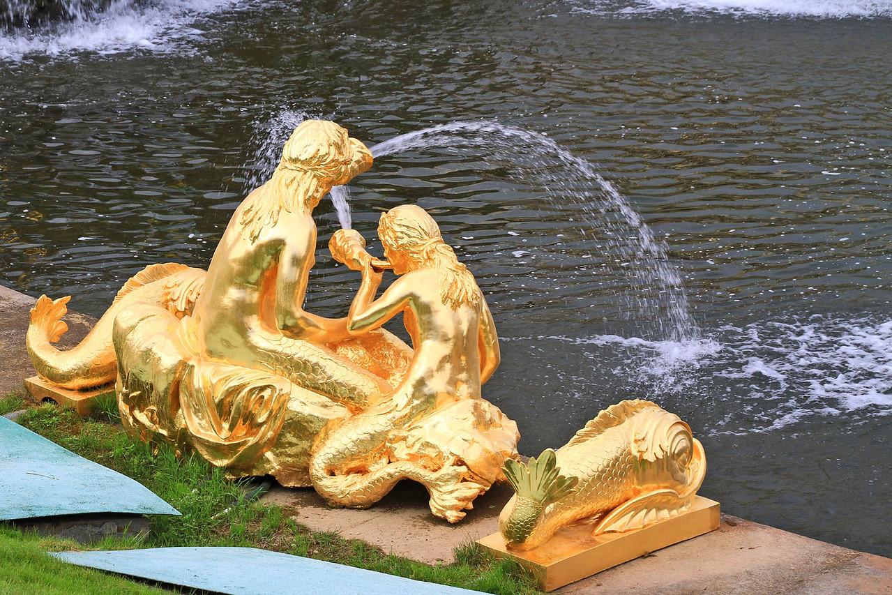 Peterhof Grand Palace & Park