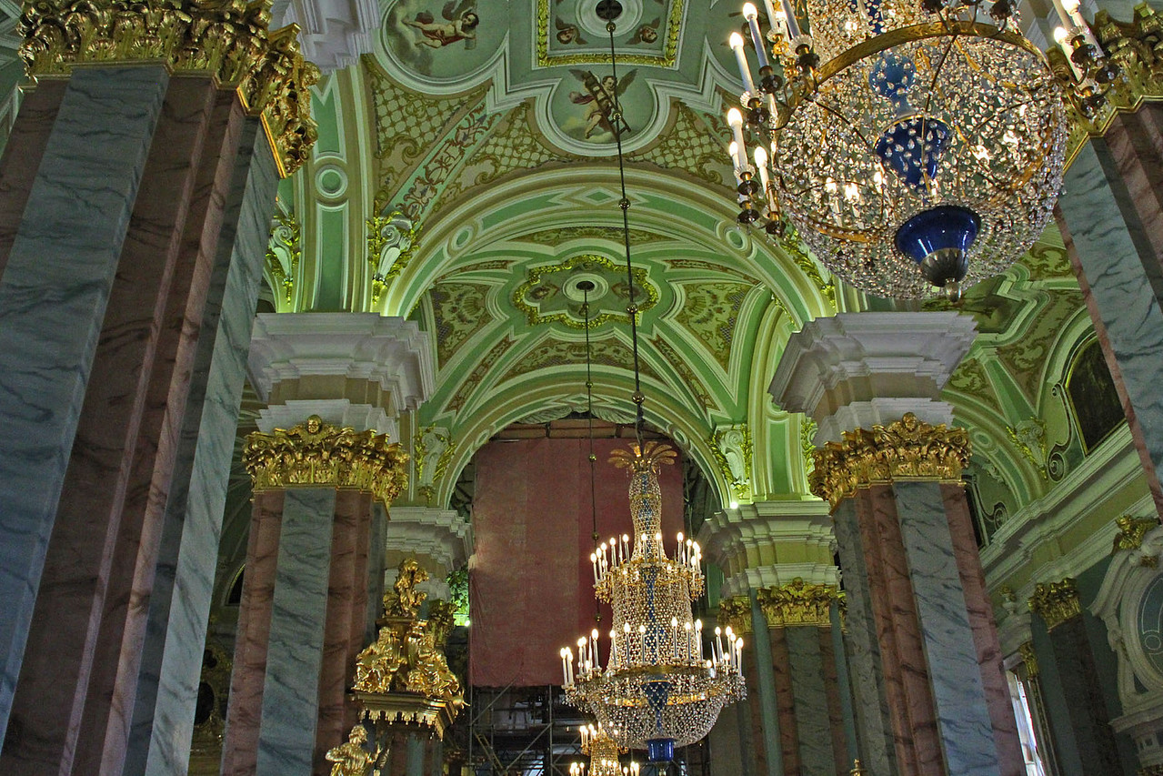 Peter & Paul's Cathedral Interior