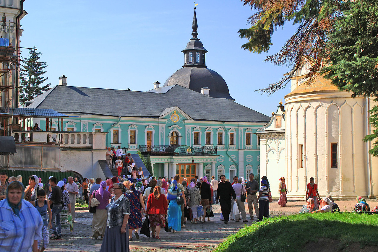 People to Visit Shrine in Church of Holy Ghost