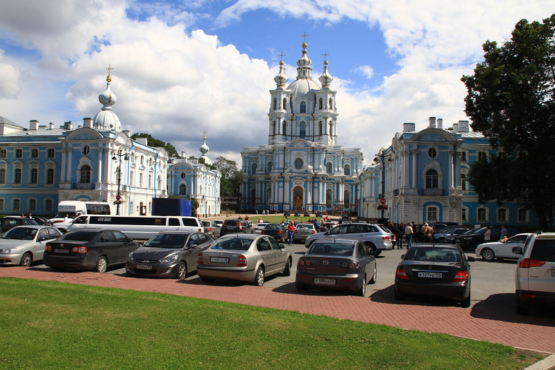 Smolnyy Convent