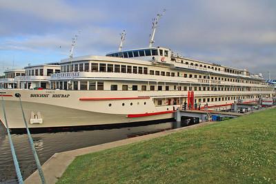 Viking Ingvar - River Terminal - St. Petersburg
