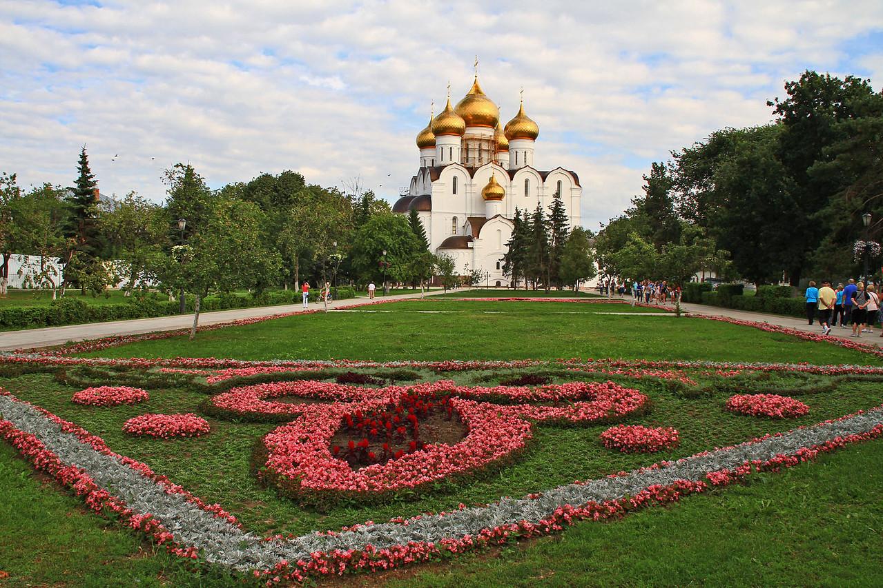 Church of the Epiphany - Yaroslavl