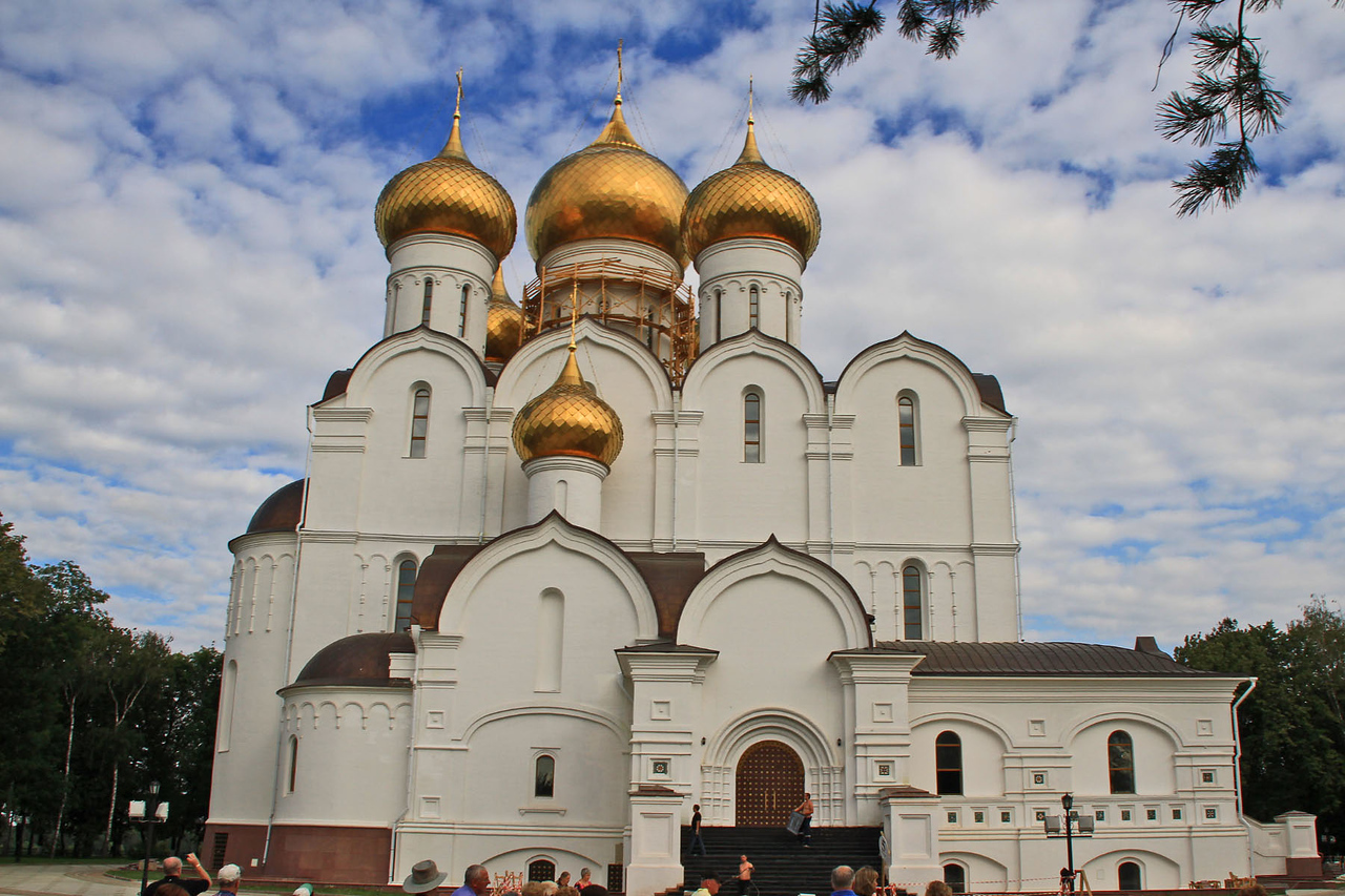 Church of the Epiphany - Yaroslavl