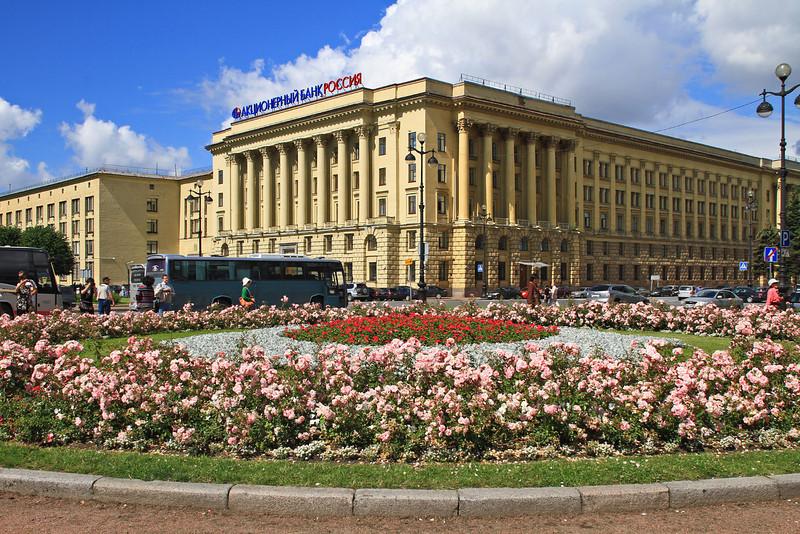 Smolnyy Institute Hall