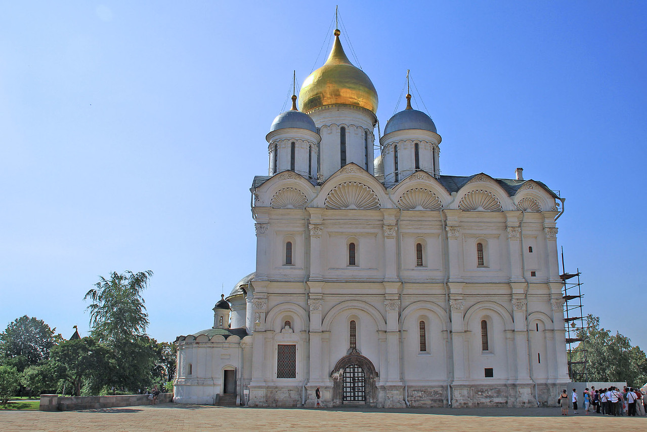 Cathedral of the Archangel Michael - Kremlin