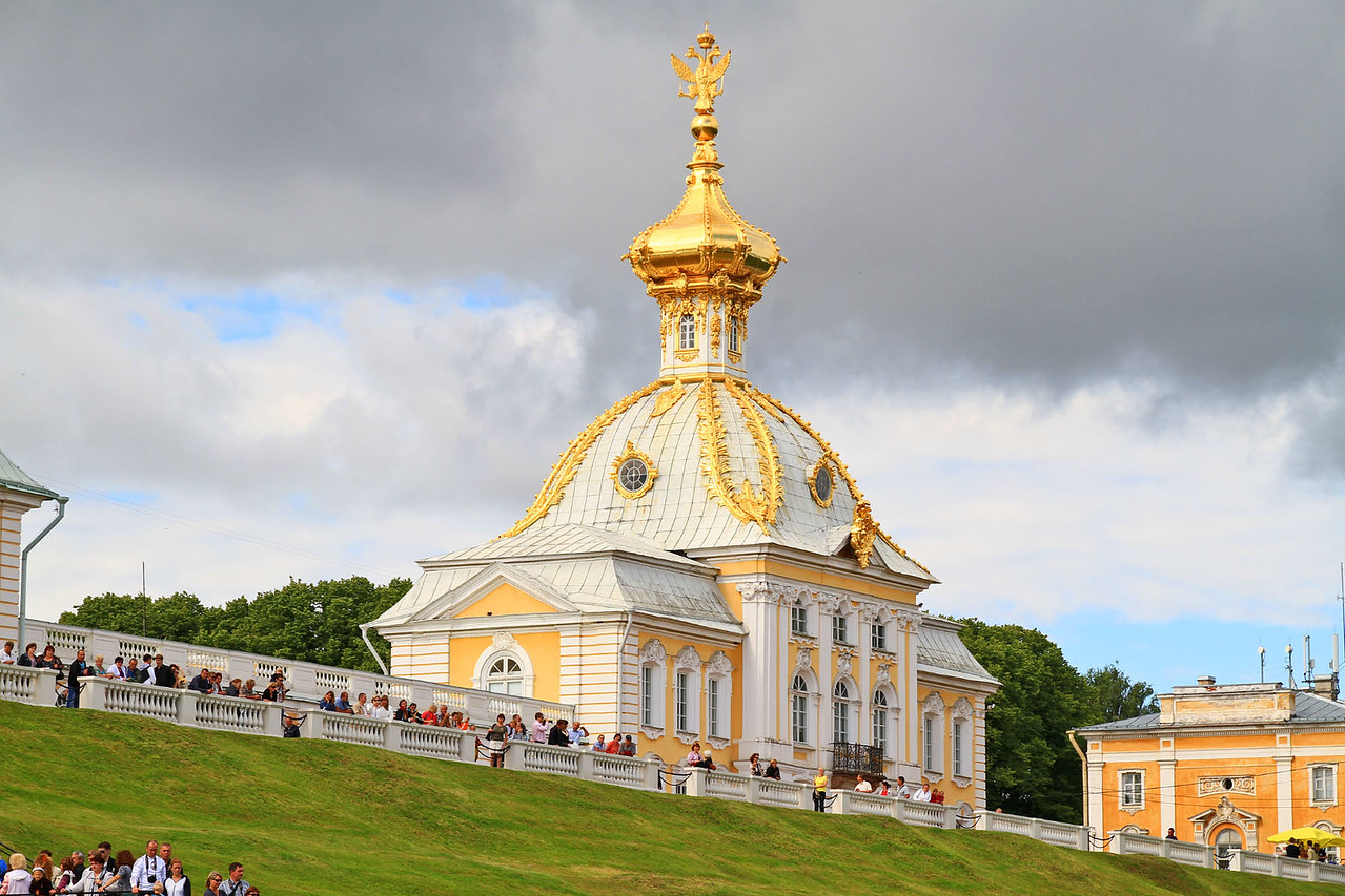 Peterhof Grand Palace & Park
