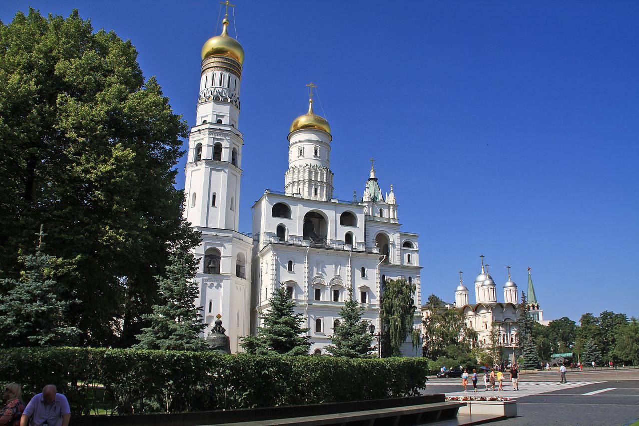 Kremlin Bell Towers