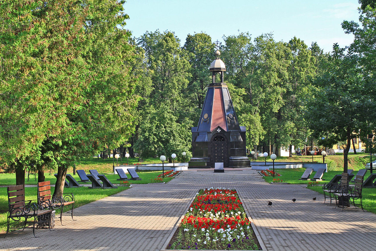 Kremlin Grounds of Uglich