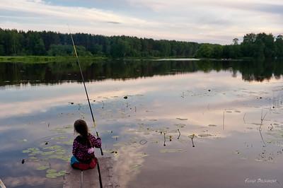 2011.06. Ivankovskoe reservoir