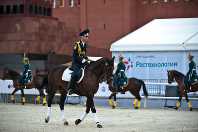"2011.09 International Military Music Festival ""Spasskaya Tower"""