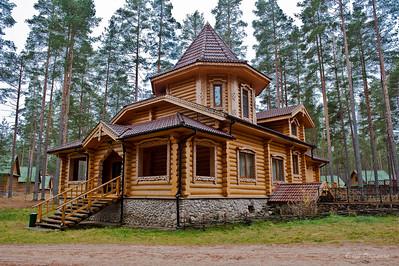 тип дома - Царский дом