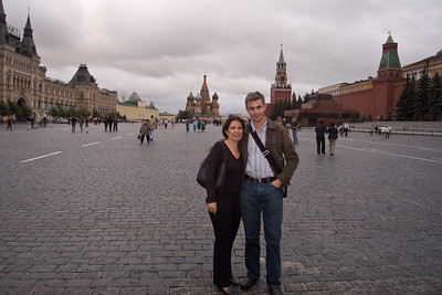Back at the Red Square