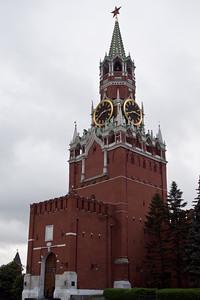 Kremlin, Spassky Tower