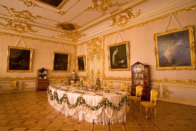 St Petersburg - Peterhof and Catherine's Palace