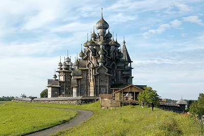 Russia: Lake Onega - Kizhi