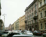 St. Petersburg, Russia Oct 1999