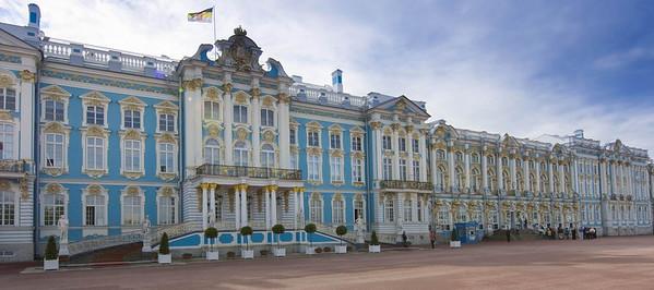 Catherine Palace,  near St Petersburg