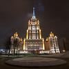 Hotel Ukraina - Moscow, Russia