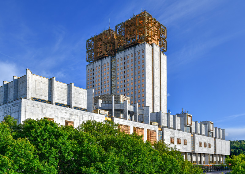 Russian Academy of Sciences - Moscow, Russia