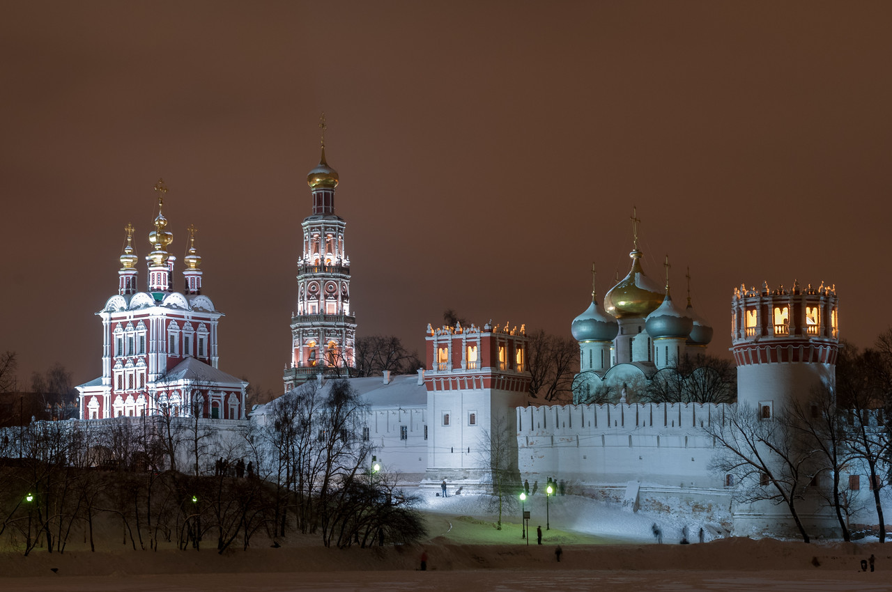 Novodevichy Convent - Moscow, Russia