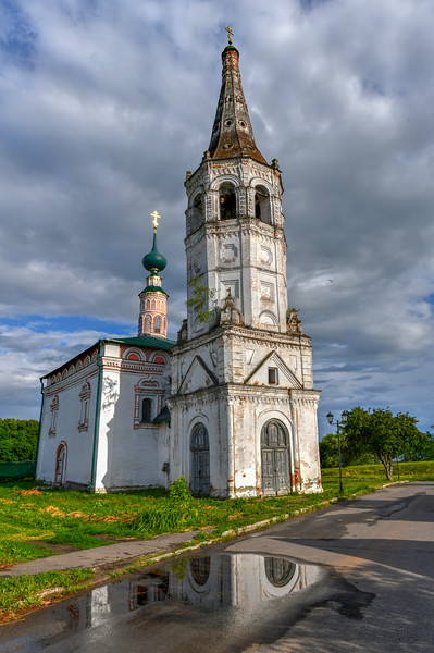 Saint Nicholas Church - Suzdal, Russia
