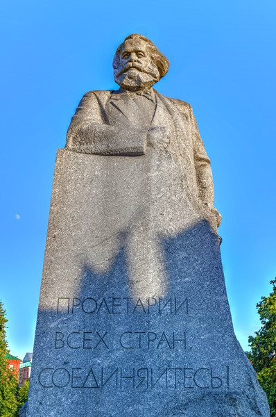 Karl Marx - Moscow, Russia