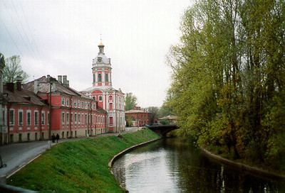 Alexander Nevsky Monastary -- St. Petersburg, Russia
