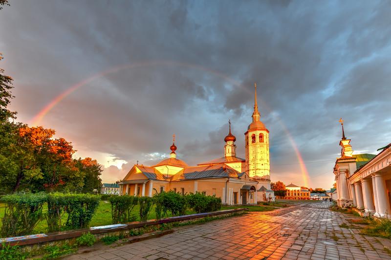 Kazan Church - Suzdal, Russia