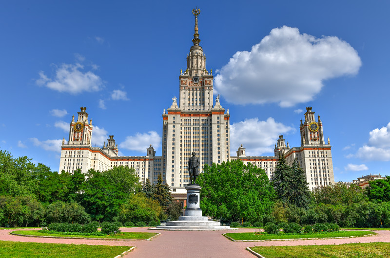 Moscow State University - Moscow, Russia