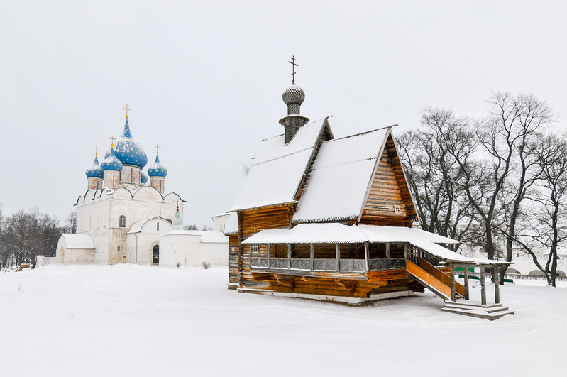 Cathedral of the Nativity in Suzdal