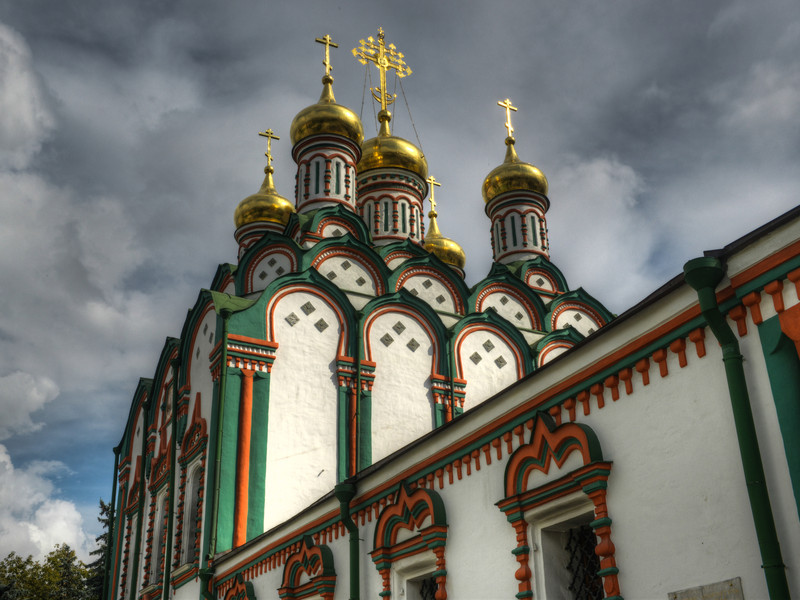 Church of Saint Nicholas in Khamovniki