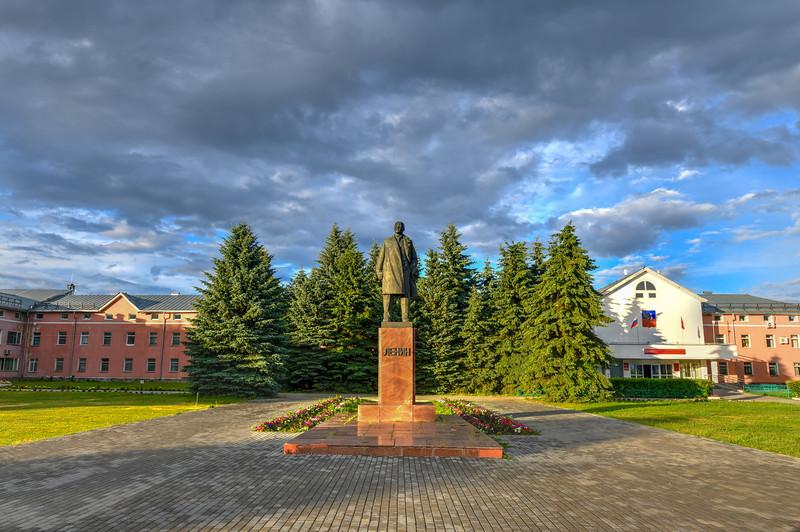 Lenin Monument - Suzdal, Russia