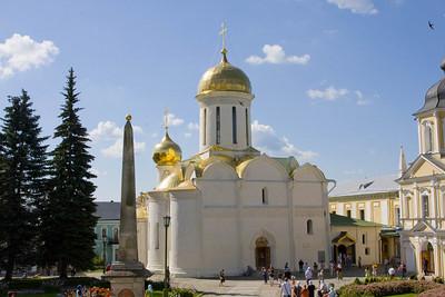 Holy Trinity Lavra Monastery, Near Moscow