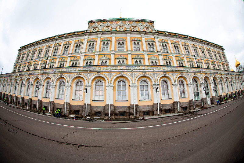 Grand Kremlin Palace, Kremlin, Moscow.