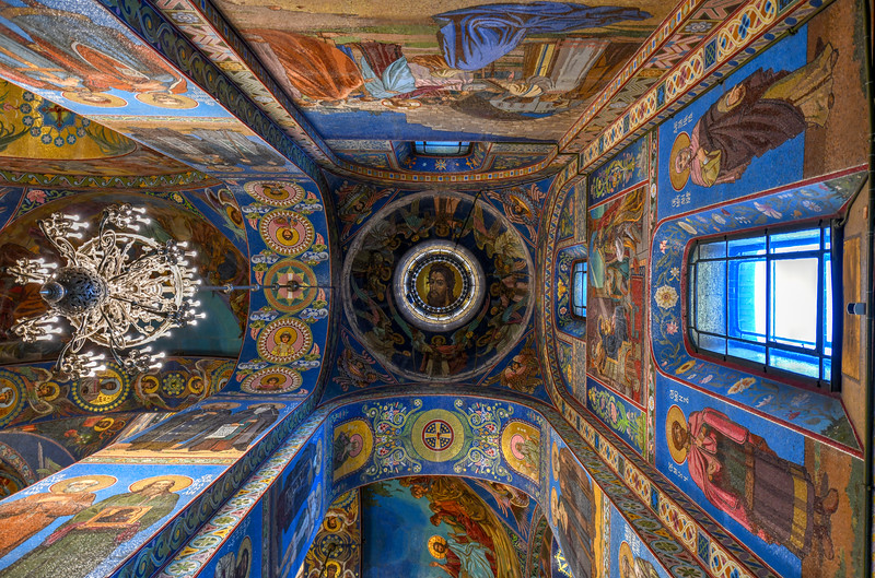 Church of the Savior on Spilled Blood - St. Petersburg, Russia