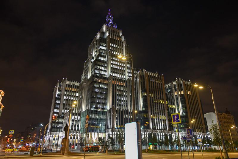 Business Center Oruzheynyy - Moscow, Russia